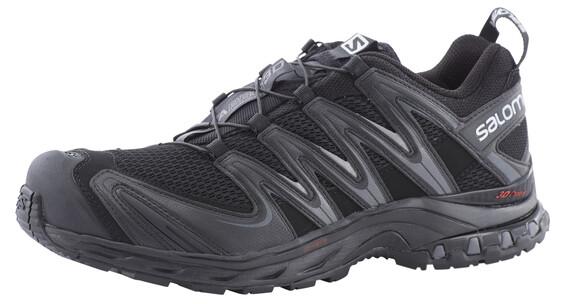 Salomon XA Pro 3D Trailrunning Shoes Men black/black/dark cloud